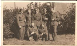 Prisonniers Militaires Belges (voir Verso - Guerre 1939-45