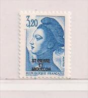 SAINT PIERRE ET MIQUELON  ( D14- 6522 )  1986  N° YVERT ET TELLIER  N° 466  N** - Neufs