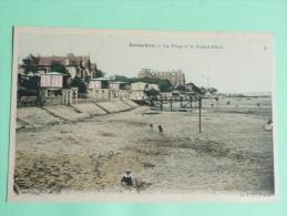 ARCACHON - La Plage Et Le Grand Hotel - Arcachon