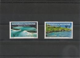 NOUVELLE CALÉDONIE Année 1991 P.A.  N°Y/T :276/277** - Poste Aérienne