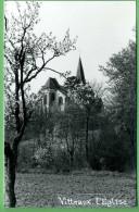21 VITTEAUX - L'église - Autres Communes