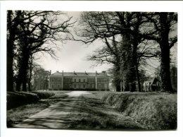CP - ORVAULT (44) Le Chateau Du Plessis Vu De L'allée - Orvault