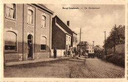 BELGIQUE - BRABANT FLAMAND - ROOSDAAL - BORGT-LOMBEEK - De Kerkstraat. - Roosdaal