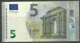 FRANCE Frankreich Bank Note Banknote 5 EUR M. Draghi 2013 UNC - EURO