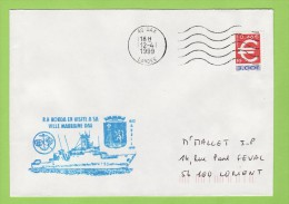 BH BORDA à DAX, 12/4/99 - Postmark Collection (Covers)