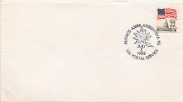 USA  -   U.S.  POSTAL  SERVICE  -  BUENOS  AIRES  -  FARMINGTON - Storia Postale
