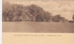 Ohio Painesville Lake Erie College The Front Campus-Albertype