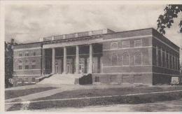 Maine Hebron Sargent Memorial Gymnasium Hebron Academy Albertype
