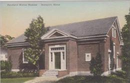 Maine Searsport Penobscot Marine Museum Albertype
