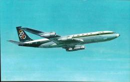 CPM AVION , OLYMPIC AIRWAYS , BOEING 707 320