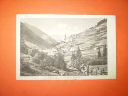 A1637 Trentino Val Gardena San Cristina Cm9x14 Piccole Macchie Al Retro - Italia
