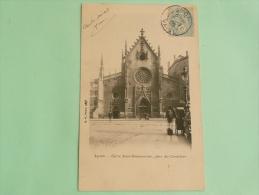 LYON - Eglise Saint Bonaventure, Place Des Cordeliers - Lyon