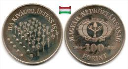 Hongrie - 100 Forint 1984 (UNC - 15.000 Ex - Toned) - Ungarn
