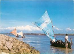 CPSM Bangladesh-Boats    L1308 - Bangladesh