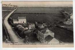 44 - Saint Mars De Coutais - Vue Generale Vers Le Lac De Grand-Lieu - 1919 - Edition Artaud Et Nozais - Other Municipalities