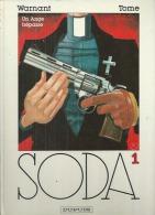 """SODA  """" UN ANGE TREPASSE """"   -  WARMANT - E.O.  SEPTEMBRE 1987  DUPUIS - Soda"""