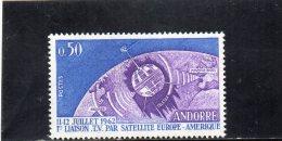 ANDORRE FRANCAISE 1962 ** - Andorre Français