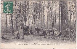 Forêt De Meudon - Chaville - Les Dolmens Et Menhirs Du Cordon Du Haut - Meudon