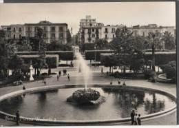 1957 BARI PIAZZA UMBERTO I FG V SEE 2 SCANS ANIMATA - Bari