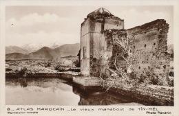 AFRIQUE - MAROC - ATLAS MAROCAIN - Le Vieux Marabout De TIN - MEL - Maroc