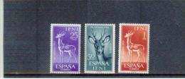 IFNI ,  1964 , ** , MNH , Postfrisch , Mi.Nr.232 - 234 - Ifni