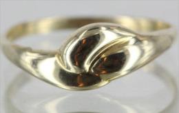 Gouden Ring 14 Kt. - Bagues