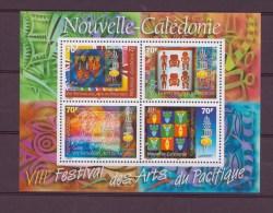 Nouvelle-Calédonie  Bloc Feuillet N° 24** Neuf Sans Charniere - Blocks & Kleinbögen