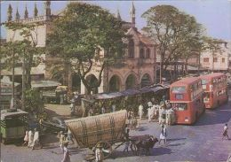 Sri Lanka - Colombo - Pettah - The Bazar - Old Bus - Nice Stamp - Sri Lanka (Ceylon)