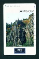 JAPAN - Magnetic Phonecard As Scan (431-036) - Japon