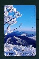 JAPAN - Magnetic Phonecard As Scan (391-102) - Japon