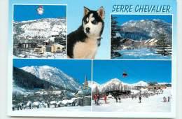 05-SERRE CHEVALLIER-CHANTEMERLE-NÂ °017-A/0134 - Serre Chevalier