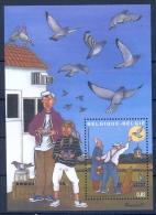 Belgie Belgique Belgium  2003 Duivensport Pigeon Dog   Mnh** - Pigeons & Columbiformes