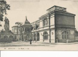 93. Moulins, Le Musée, LL - Moulins