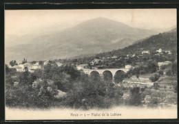 CPA Vence, Viaduc De La Lubiane - Vence