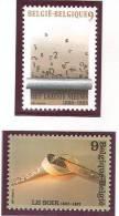 Belgique 2271/72 **  -- Moins Que La Poste ! -- - Belgium