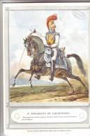 1er REGIMENT DE CARABINIERS - History