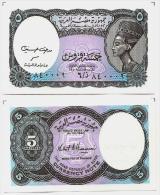 Egypt - 5 Piastres  UNC - Egipto