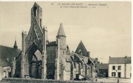 CP, 44,Le Bourg De Batz, Ancienne Chapelle De Notre-Dame-du-Mûrier, Vierge - Batz-sur-Mer (Bourg De B.)