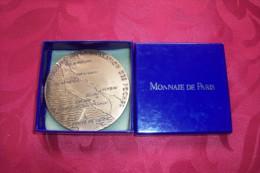 MONNAIE DE PARIS  °  50 Eme ANNIVERSAIRE DE LA LIBERATION DES POCHES - Obj. 'Remember Of'