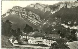 La Chartreuse De Curiere Sur La Route Du Col De La Charmette Scan Recto Verso - Chartreuse