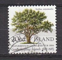 PGL Q183 - ISLANDE ICELAND Yv N°588 - 1944-... Republik