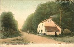 Saint-Hubert : Barrière Mathieu - Spa