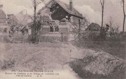 4820A      14  18      VERMELLES  PAS DE CALAIS  1915 - Guerre 1914-18