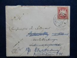 50/305   LETTRE  1906 - Bavaria