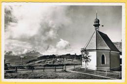 St. Anton - Kapelle St. Antonius, Blick Zum Säntis - AR Appenzell Rhodes-Extérieures