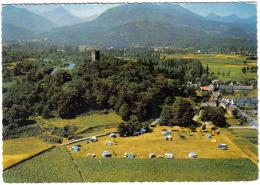 Carte Postale 65. Agos-Vidalos   Camping De La Tour  Madame Abadie  Prop.   Trés Beau Plan - Sonstige Gemeinden