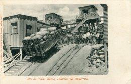 Alto De Caleta Buena, Estacion Del Andarribel - Chile