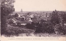 Vue Générale D'ETREPILLY - France