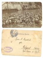 ABBAZIA-OPATIJA. RARE,RARE...1903,rare Stamp (seal) - Kroatië