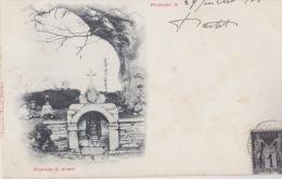 PLOERMEL - Fontaine St Armel - CPA TBon Etat (voir Scan) - Ploërmel
